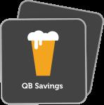 QB Line Master Savings